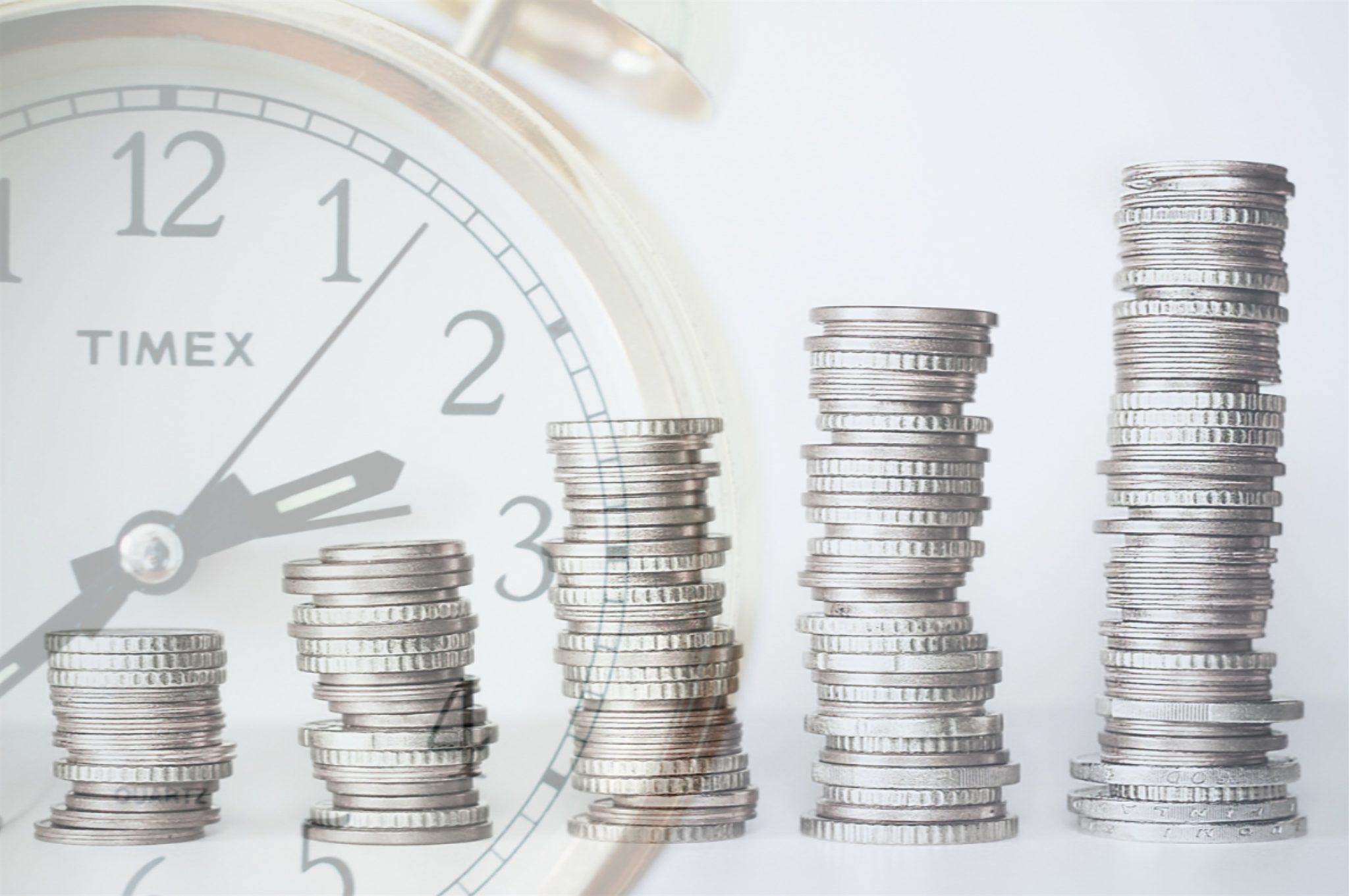 Ein Investment bindet das Vermögen zeitweise