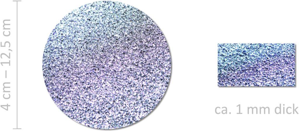 Osmium Disks und -Barren besitzen am meisten Fläche und eigenen sich am besten für die Sachwertinvestition