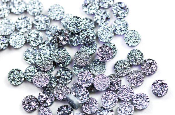 Osmium-Diamonds sind für Schmuckstücke oder kleinere Investments geeignet.