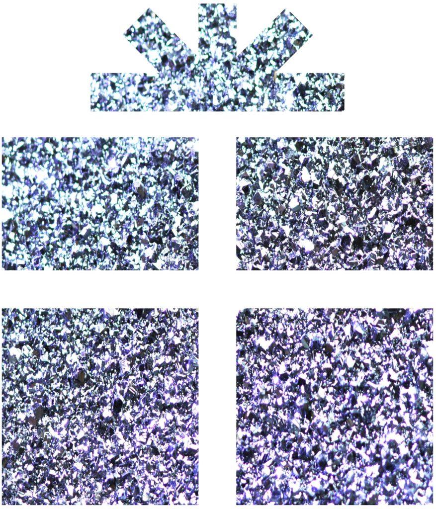 Osmium eignet sich sehr gut als Geschenk oder Schmuckstück