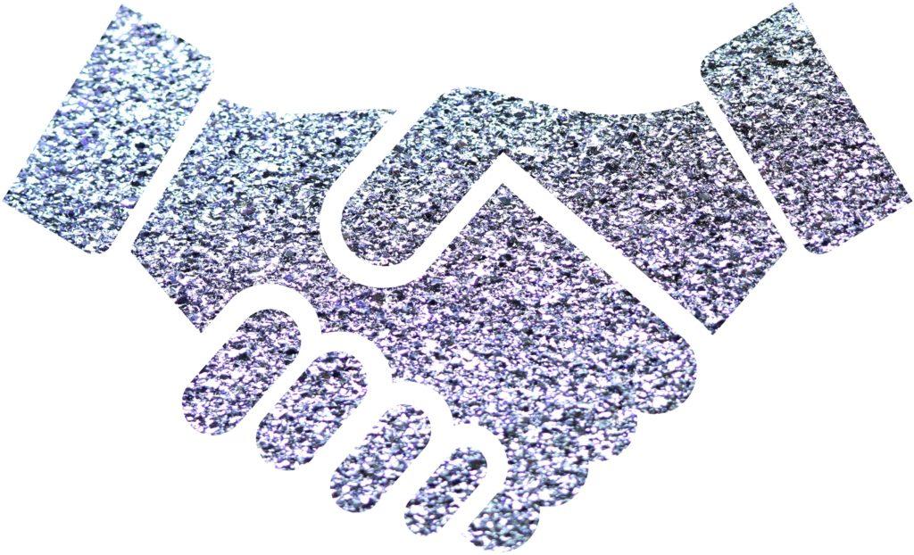 Für den Osmium-Handel ist eine gute Zusammenarbeit von Vorteil