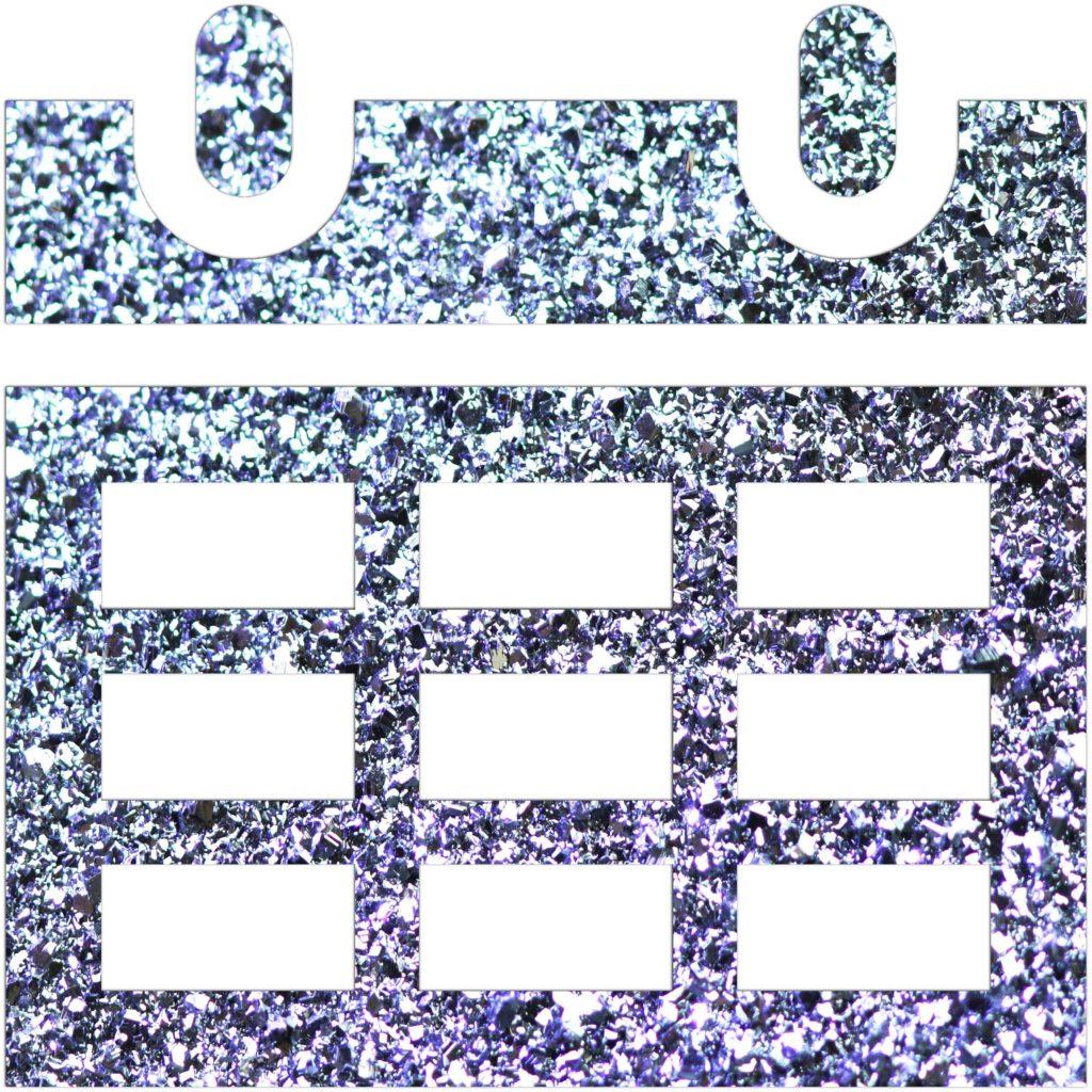 Ein Kalender symbolisiert die Dauer einer Langzeitwertanlage.