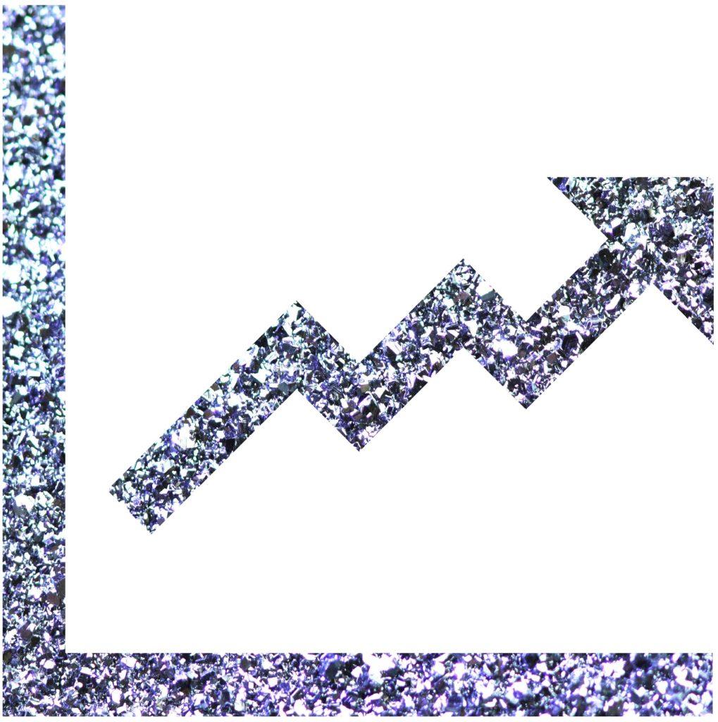 Der Preis von Osmium stieg stetig in der Vergangenheit