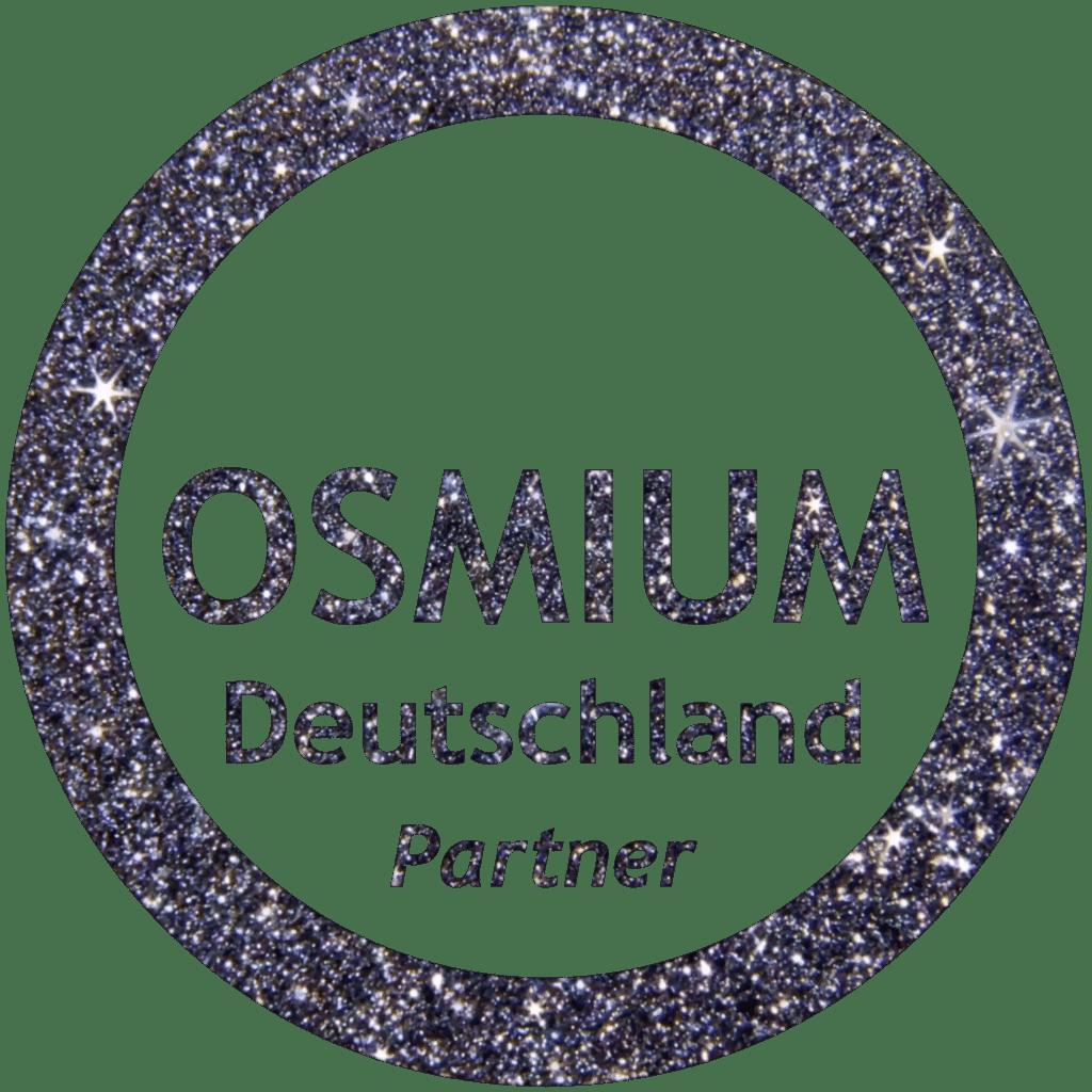 Logo vom Osmium Deutschland Partnerportal