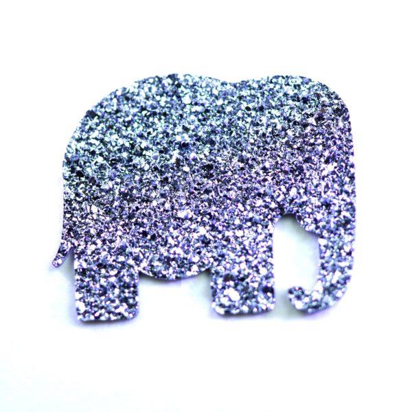 Produktbild eines Osmium-Symbols in Form eines Elefants