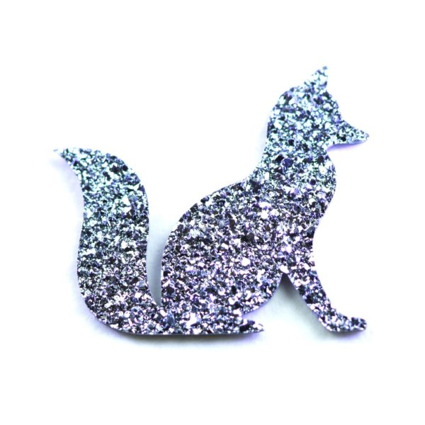 Produktbild eines Osmium-Symbols in Form eines Fuches