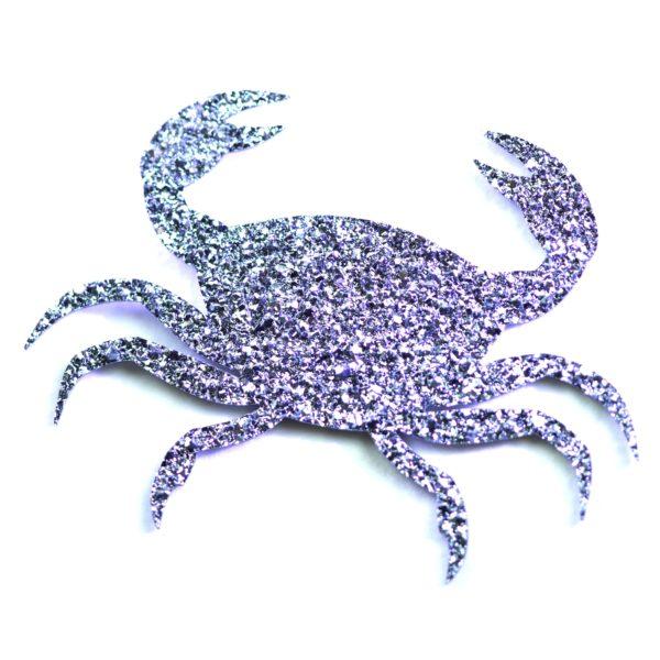 Produktbild eines Osmium-Symbols in Form eines Skorpiones