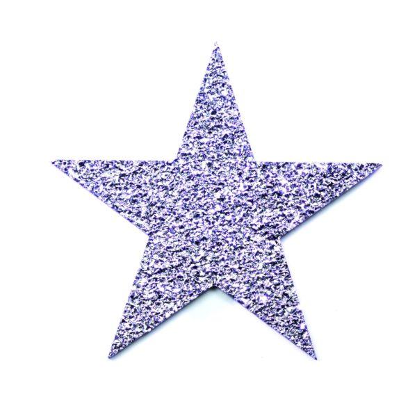 Ein Stern aus Osmium geschnitten zählt zu den filigranen Symbolen