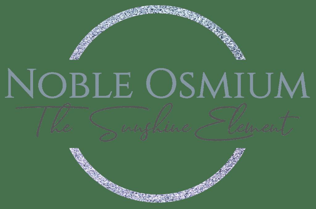 Das Logo von Noble Osmium freigestellt