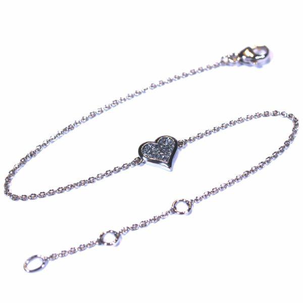 Osmium Schmuck Noblesse Armband Amour Platin Produkt