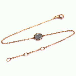 Osmium Schmuck Noblesse Armband Ronde Gold Produkt