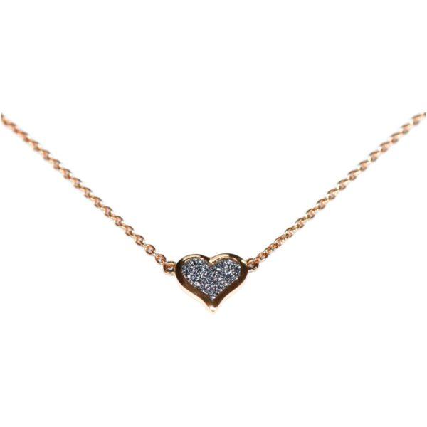 Osmium Schmuck Noblesse Halskette Amour Gold Produkt