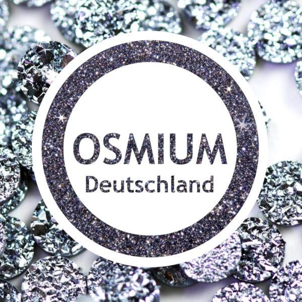 Logo von Osmium Deutschland als sicherer Händler