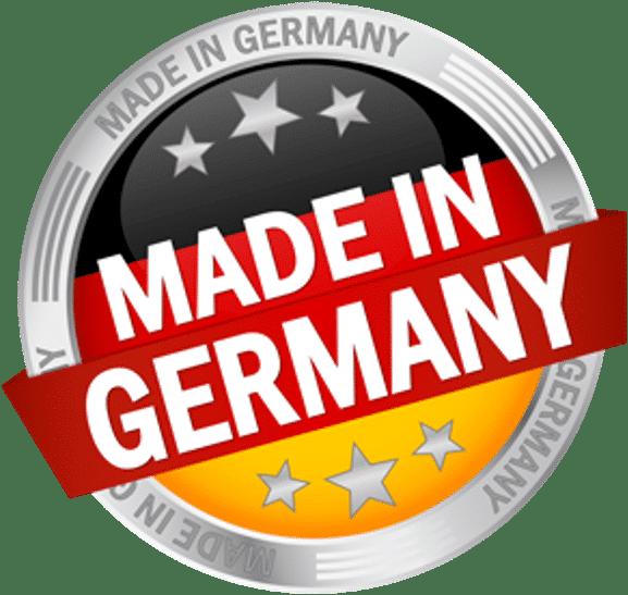 Osmium Deutschland besitzt ein Zertifikat für eine hohe Qualität, made in Germany.